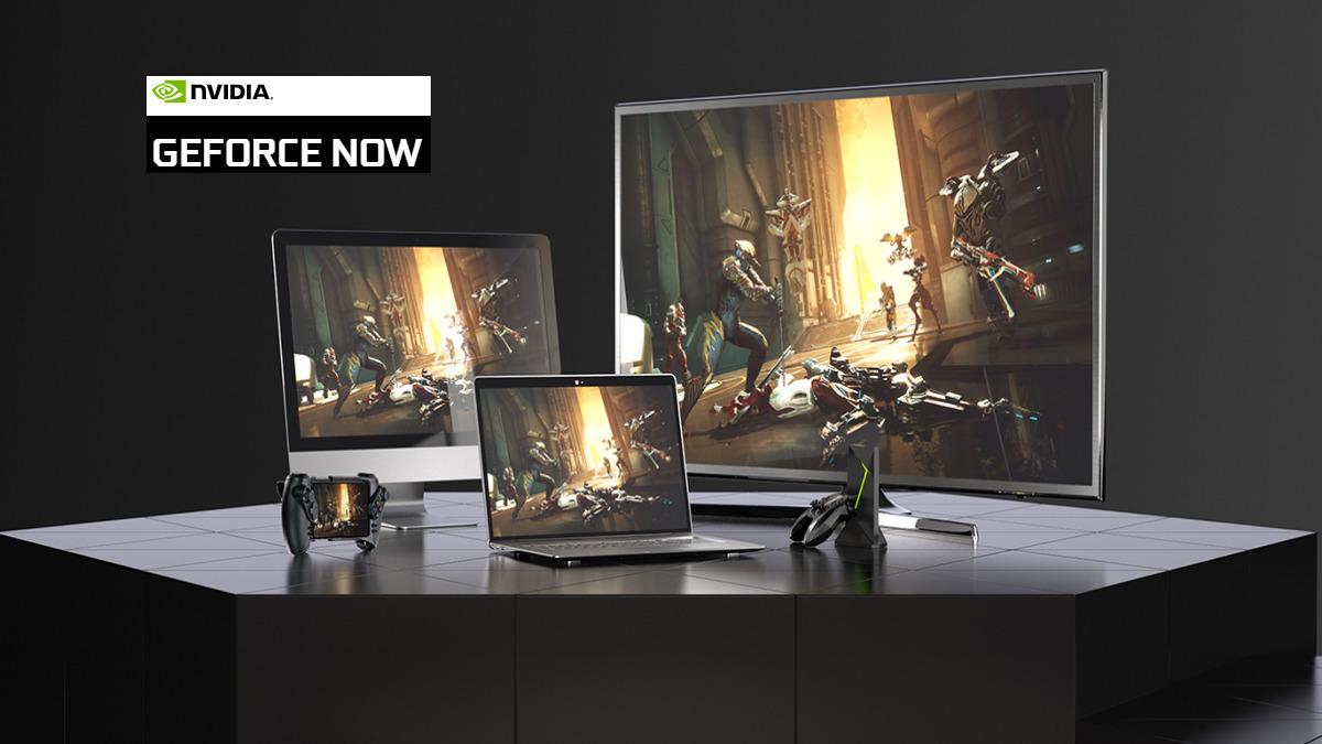 NVIDIA Geforce Now image