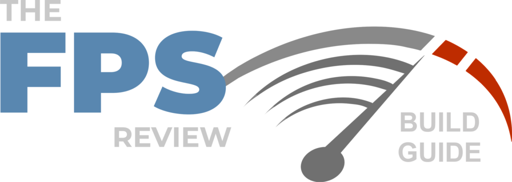 The FPS Review Build Guide Logo