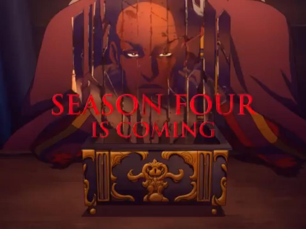 Castlevania Season 4 Reveal