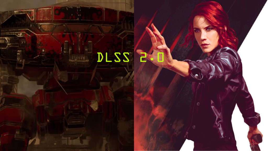 MW5 and Control DLSS 2.0