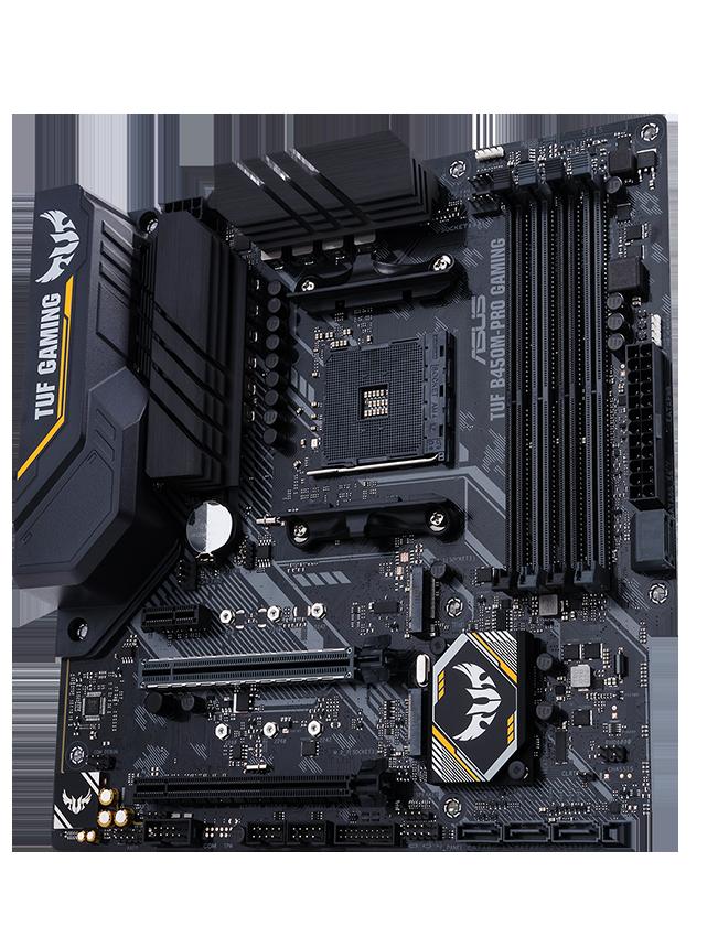 ASUS TUF B450M-Pro GAMING Motherboard