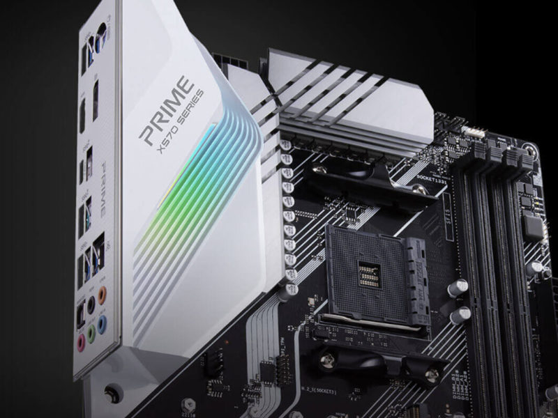ASUS X570 Prime Pro Featured Image