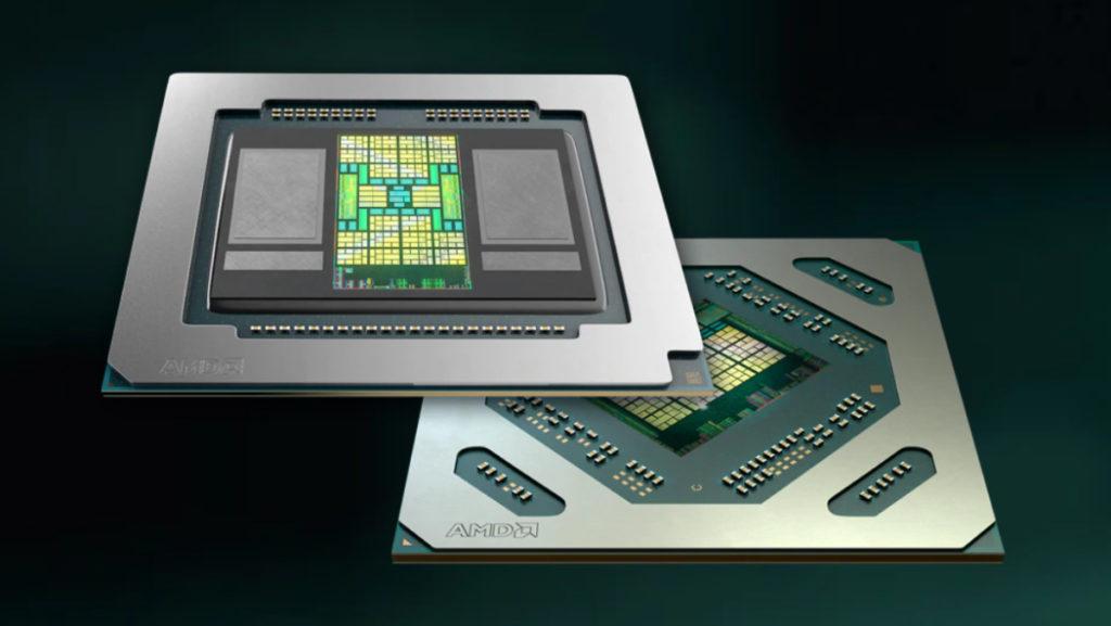 AMD Radeon Pro 5000M Series