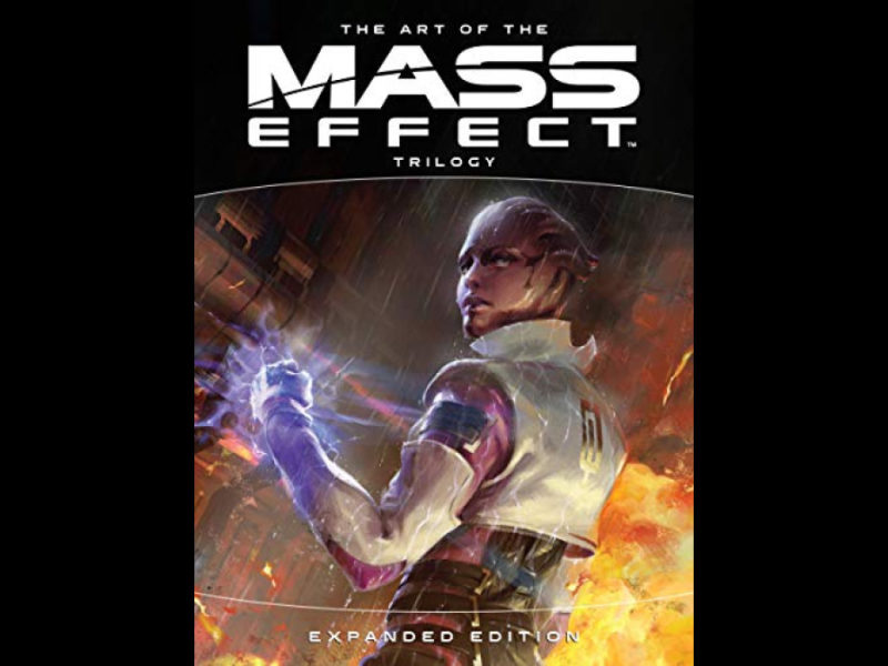 Mass Effect Trilogy Art-Expanded Edition Full