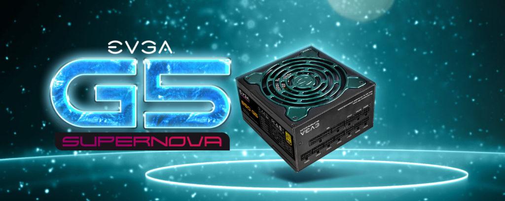 EVGA SuperNOVA 750 G5 750W Power Supply Logo
