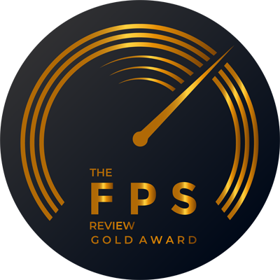 TheFPSReview Gold Award