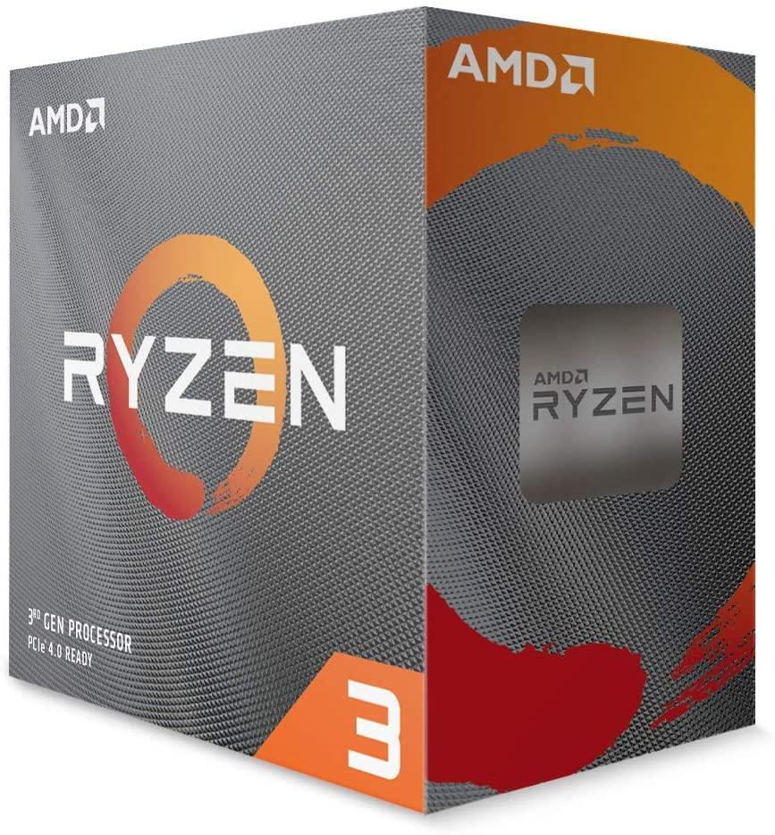 AMD Ryzen 3 3300X Retail Box