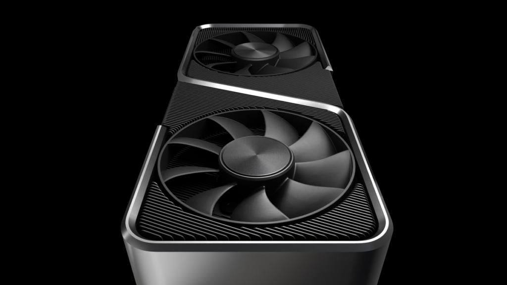 GeForce RTX 3070 Long View