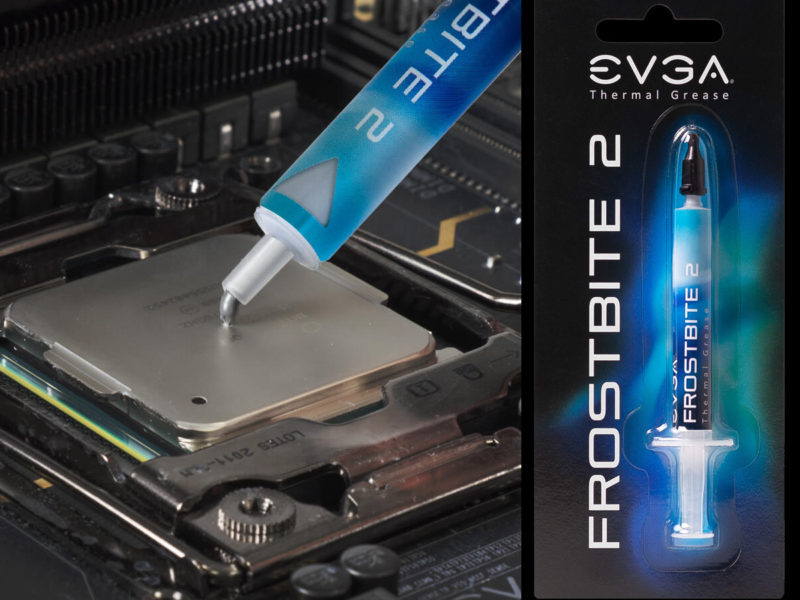 EVGA Frostbite 2 Thermal Paste Featured Image