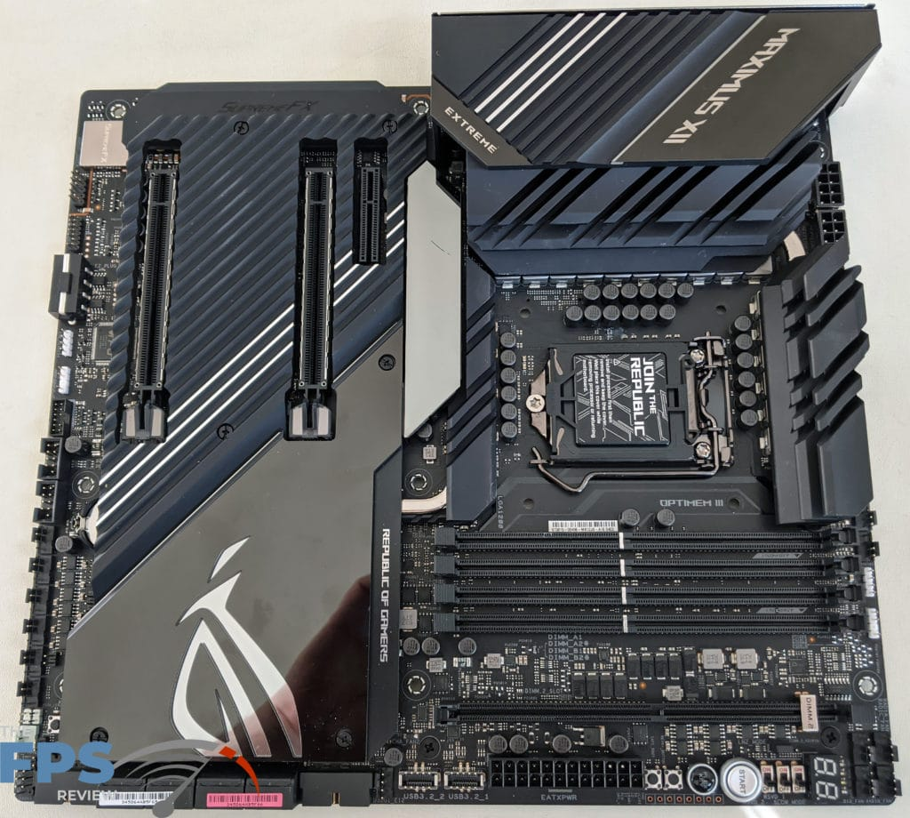 ASUS ROG MAXIMUS XII EXTREME Motherboard