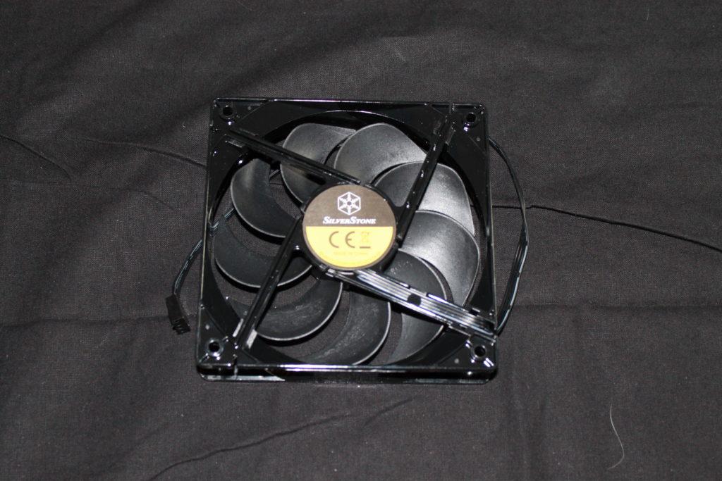SilverStone AR01 V3 Fan Back View