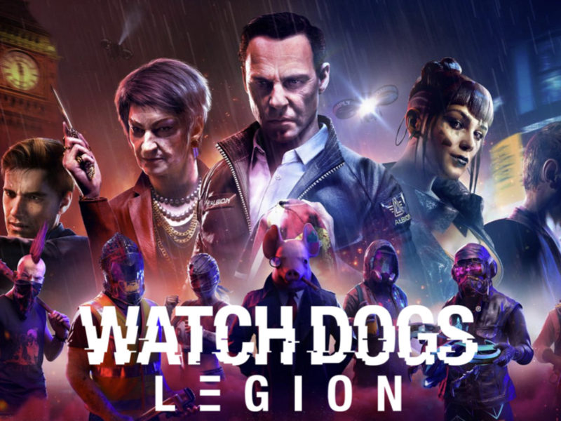 Watch Dogs Legion Logo Featured Image