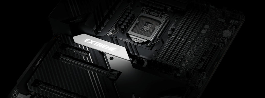 ASUS ROG MAXIMUS XII EXTREME Motherboard Banner