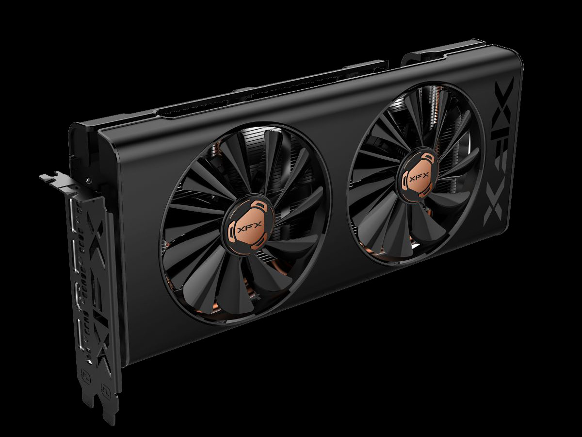 XFX Radeon RX 5500 XT THICC II Pro 4GB Review Featured Image