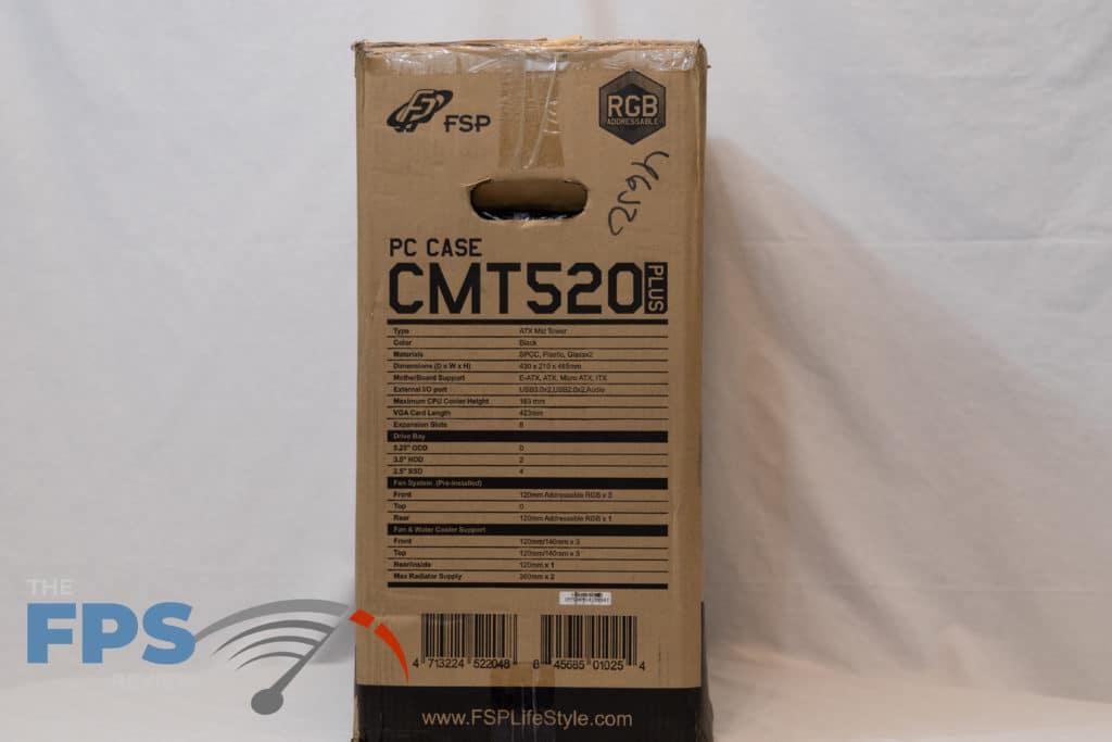 fsp cmt520 plus unboxing