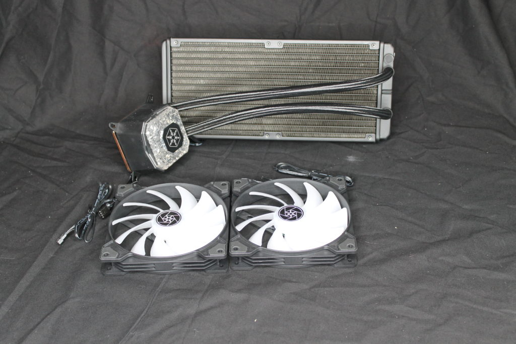 SilverStone IceGem 280 with Fans