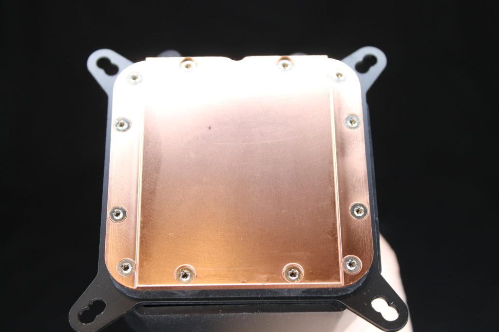 SilverStone IceGem 280 Cold plate