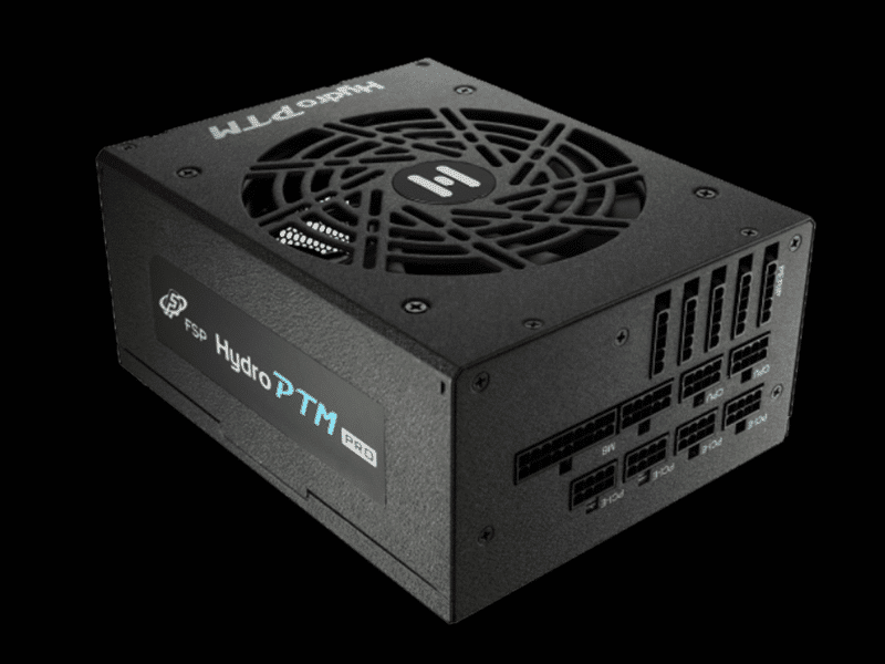 FSP Hydro PTM PRO 1200W Power Supply Review Featured Image