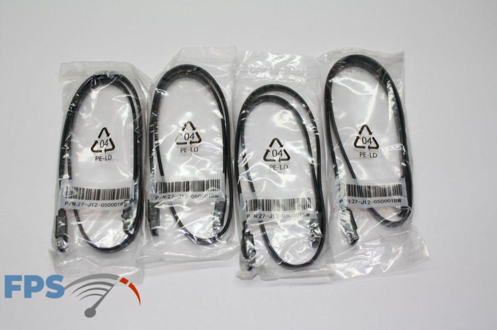 racing SATA cables