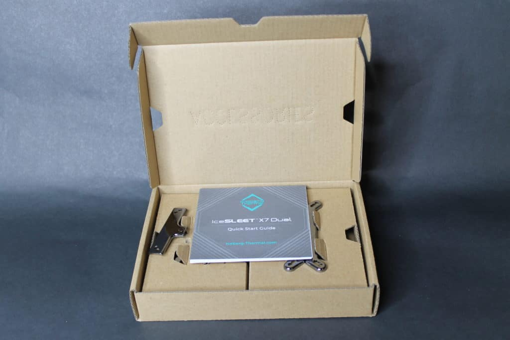 Iceberg Thermal IceSLEET X7 Dual installation equipment box