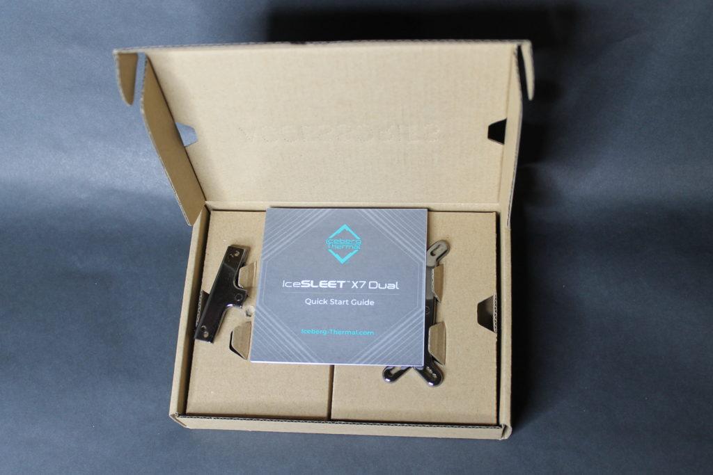 Iceberg Thermal IceSLEET X7 Dual  install kit