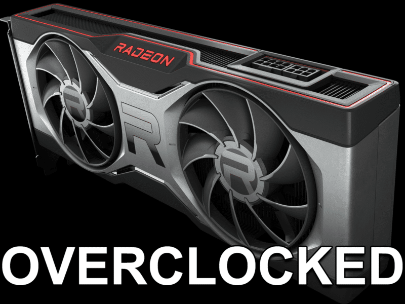 Overclocking AMD Radeon RX 6700 XT Featured Image
