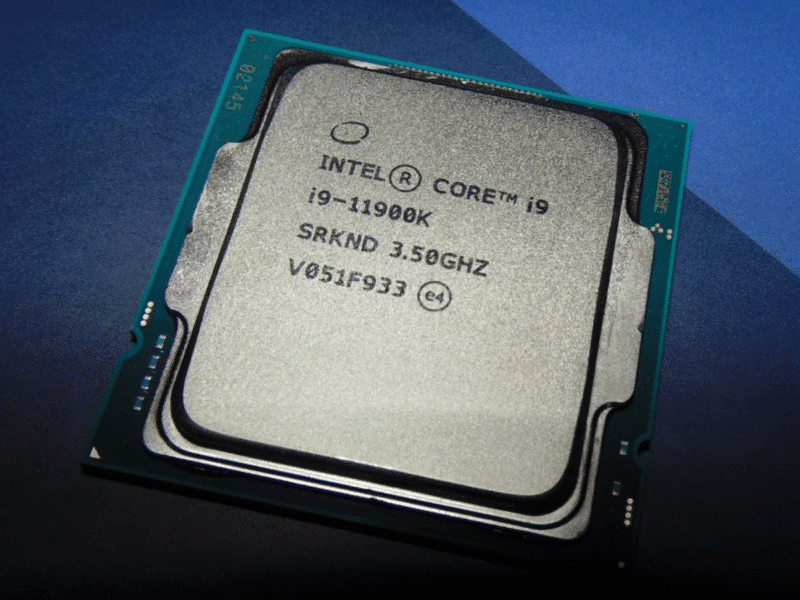Intel Core i9-11900K CPU Featured Image