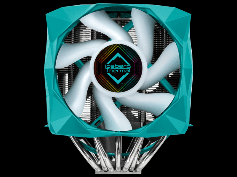 Iceberg Thermal IceSLEET X7 Air Cooler Featured Image