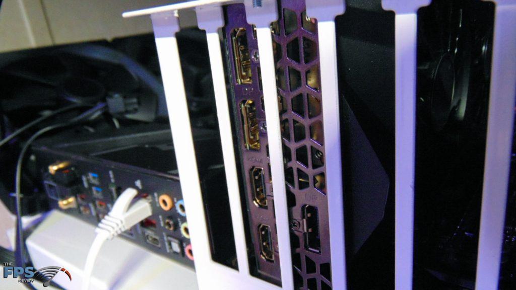 GIGABYTE GeForce RTX 3090 GAMING OC I/O Ports