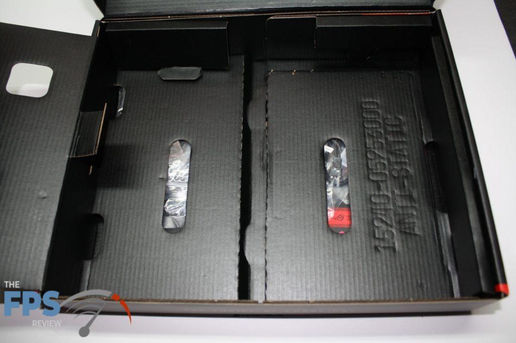 Asus Rog Strix B550-F box open