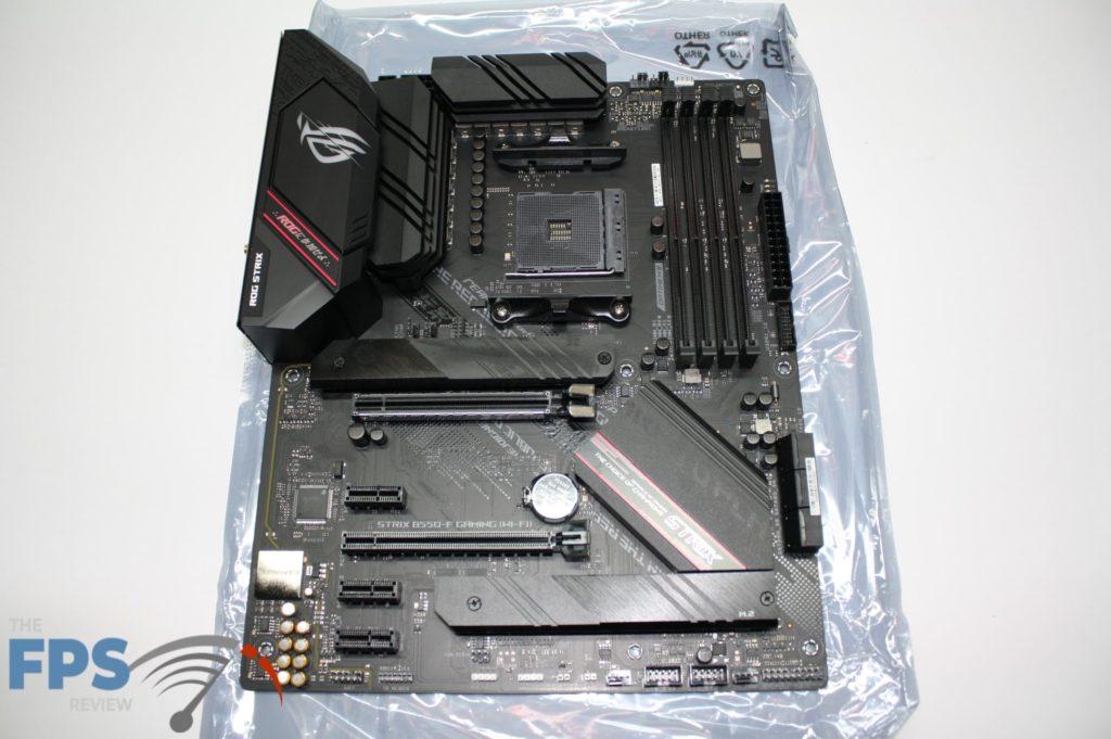 Asus Rog Strix B550-F board
