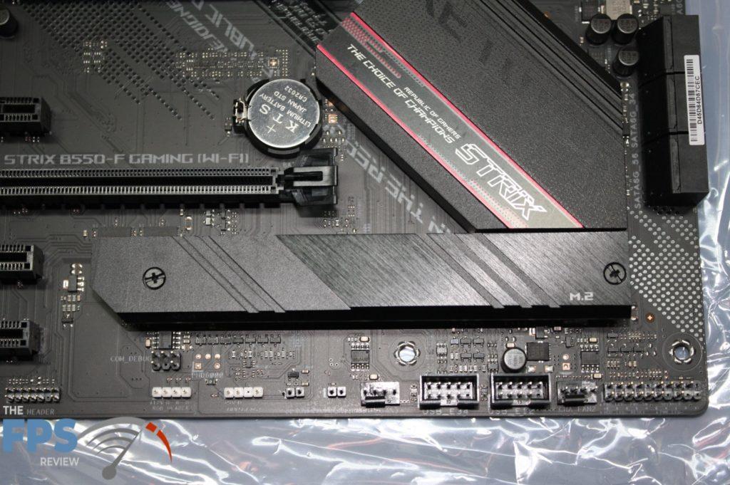 Asus Rog Strix B550-F nvme