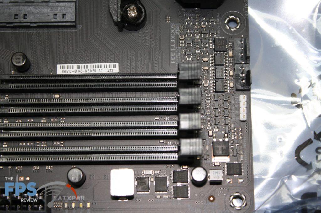 Asus Rog Strix B550-F memory2