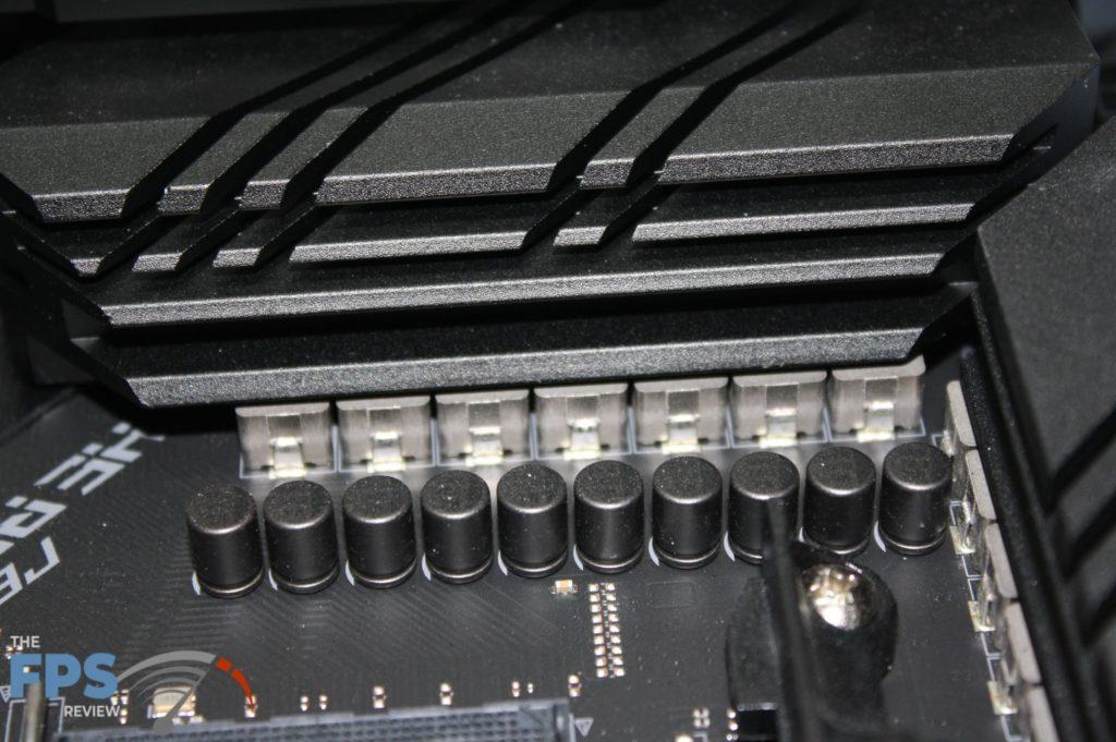 Asus Rog Strix B550-F vrm
