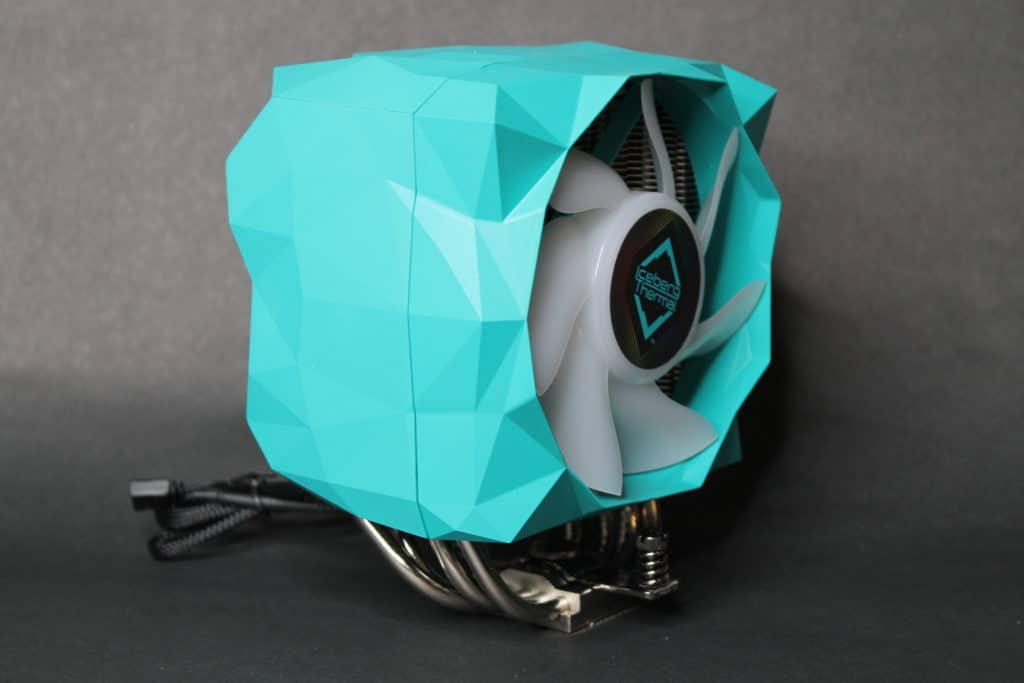 IceSLEET X5 front angle view