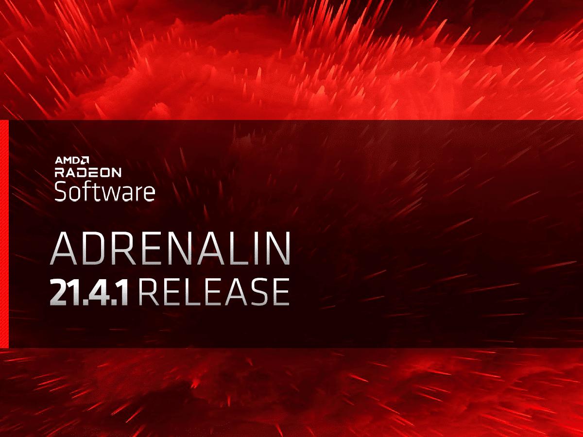 AMD Radeon Software Adrenalin 21.4.1 Release Featured Image