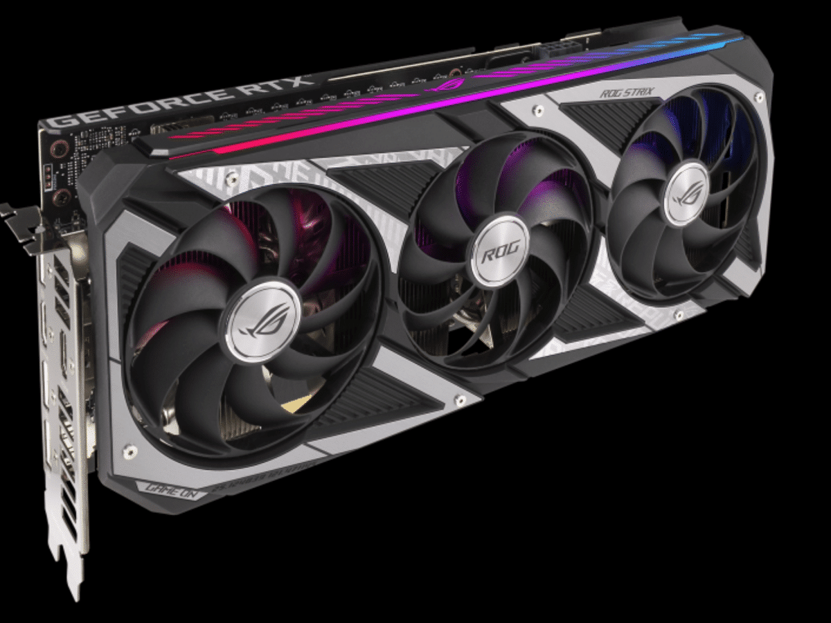 ASUS ROG STRIX GeForce RTX 3060 OC Edition Featured Image