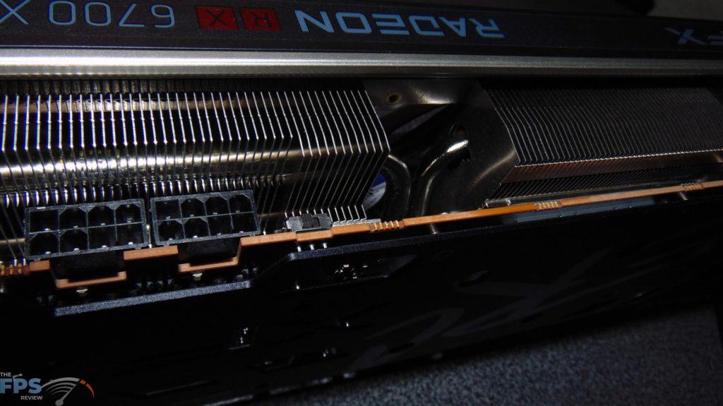 XFX SPEEDSTER MERC 319 BLACK AMD Radeon RX 6700 XT dual bios switch