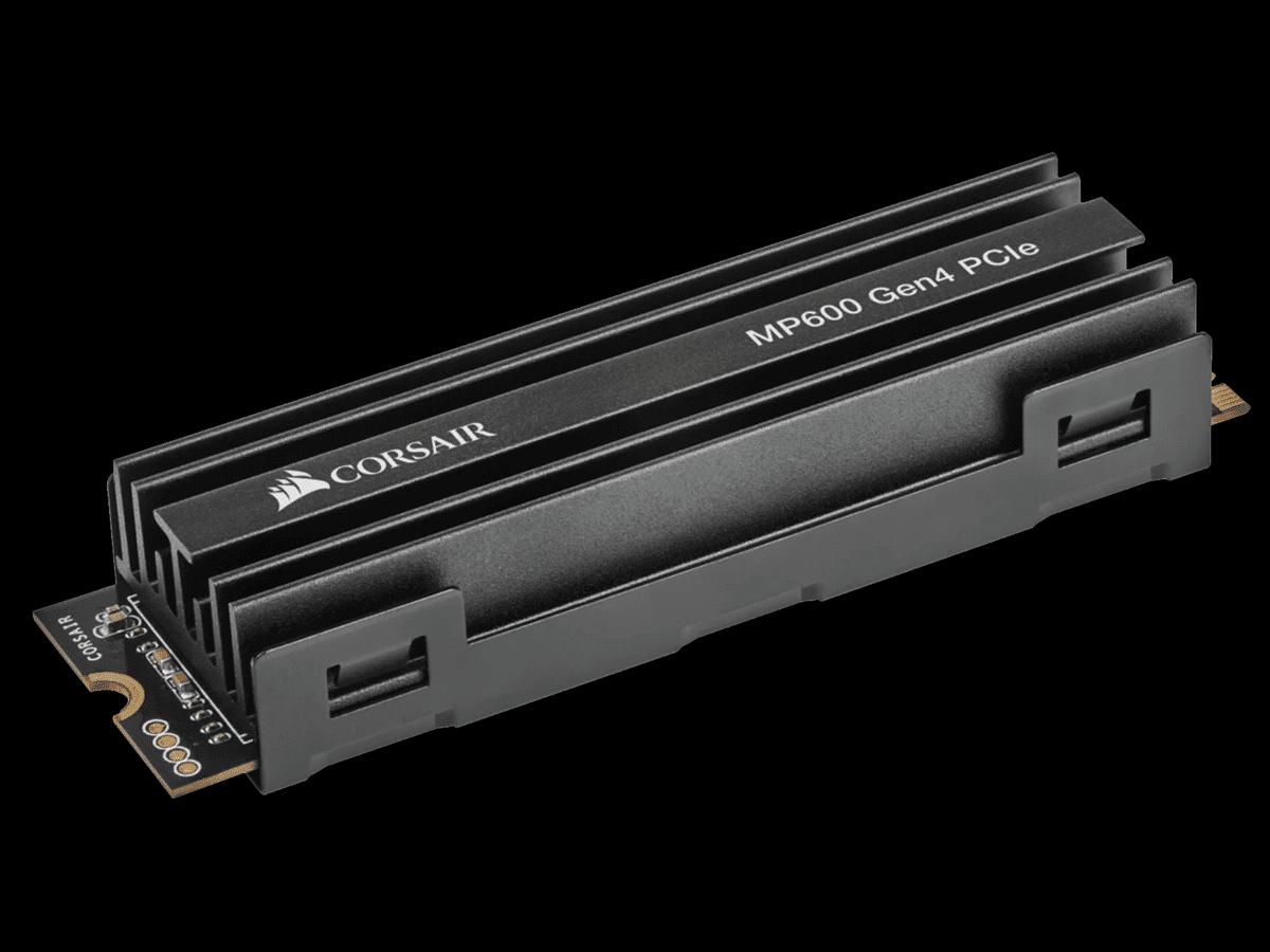 CORSAIR Force Gen4 PCIe MP600 1TB NVMe M.2 SSD Featured Image