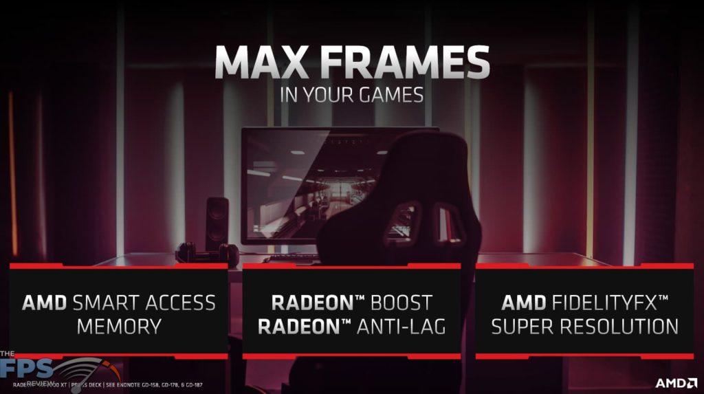 Max Frames in Your Games Presentation Slide