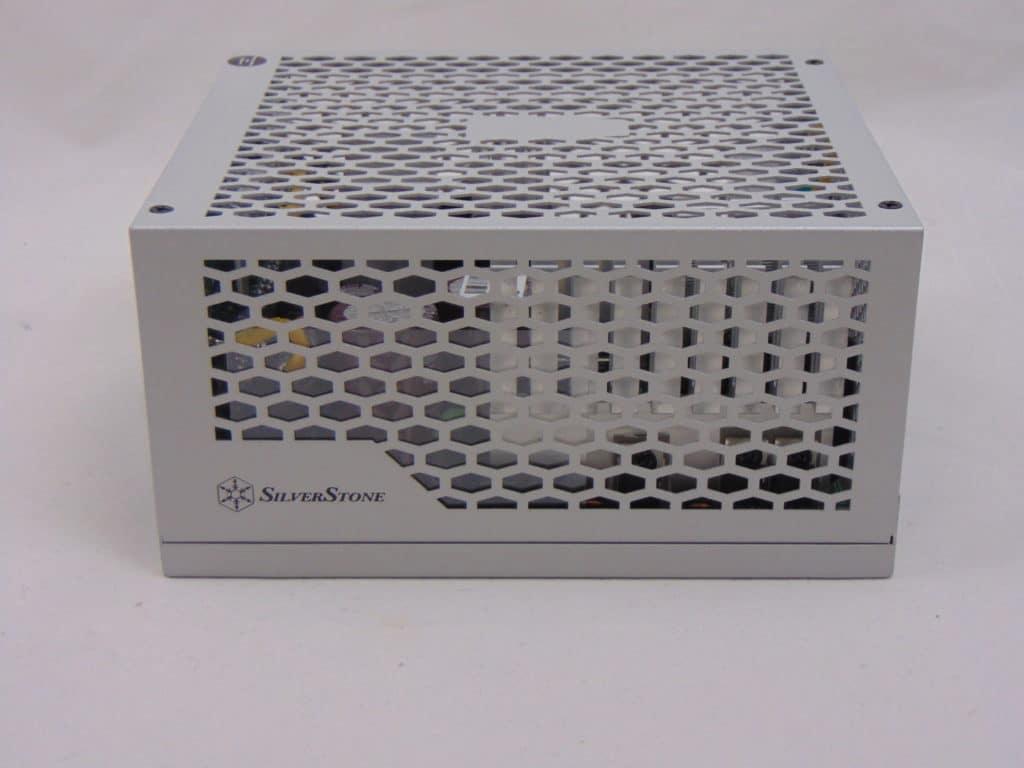 SilverStone NJ700 700W Fanless Power Supply side view