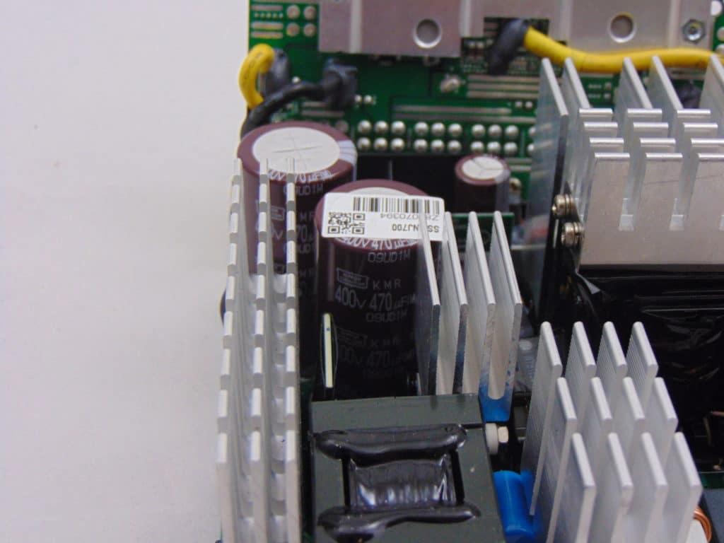 SilverStone NJ700 700W Fanless Power Supply pcb
