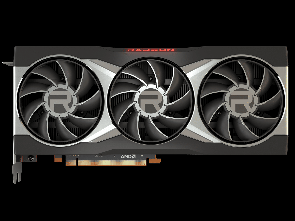 AMD Radeon RX 6900 XT Video Card Front View Featured Image