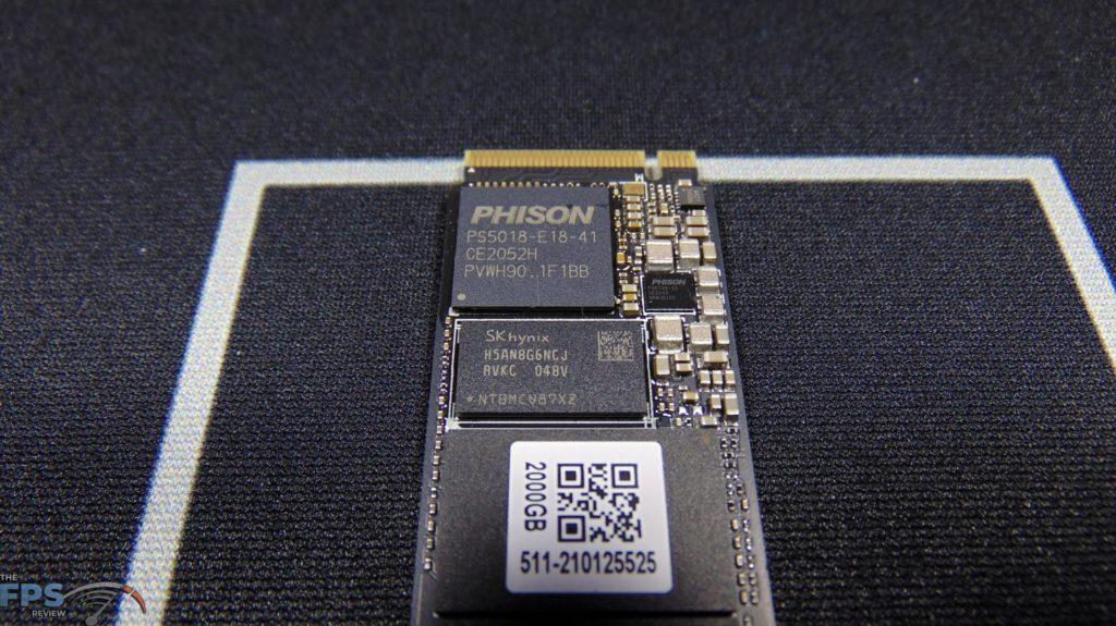 MSI SPATIUM M480 2TB HS PCIe 4.0 Gen4 NVMe SSD Hynix DDR4