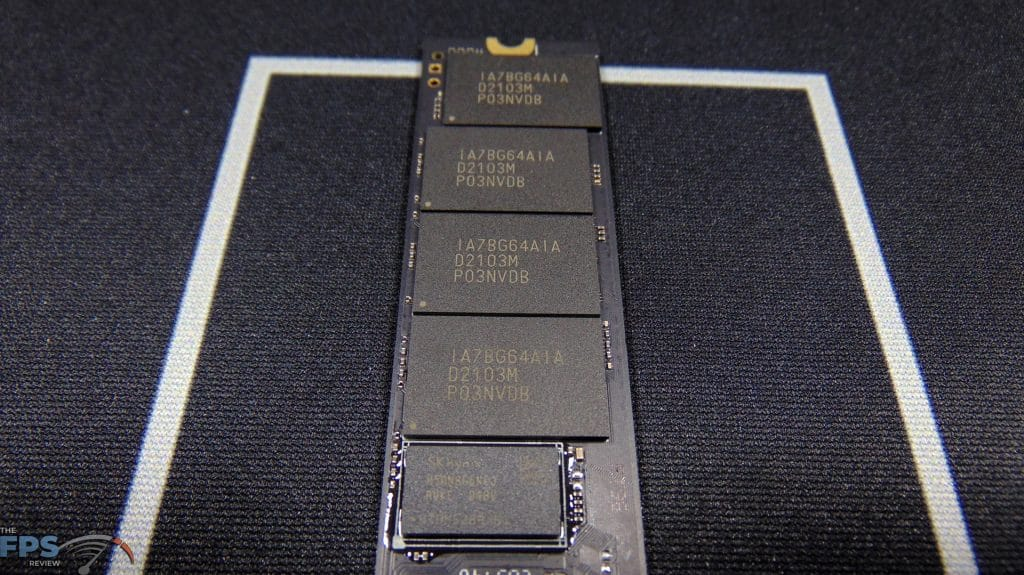 MSI SPATIUM M480 2TB HS PCIe 4.0 Gen4 NVMe SSD 3D Nand Flash and DRAM