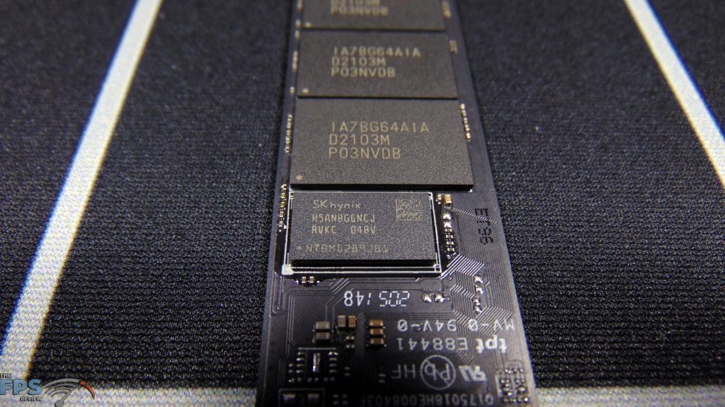 MSI SPATIUM M480 2TB HS PCIe 4.0 Gen4 NVMe SSD DDR4 DRAM