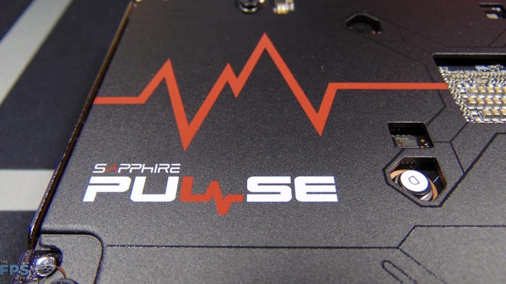 SAPPHIRE PULSE Radeon RX 6600 GAMING Video Card Pulse Logo